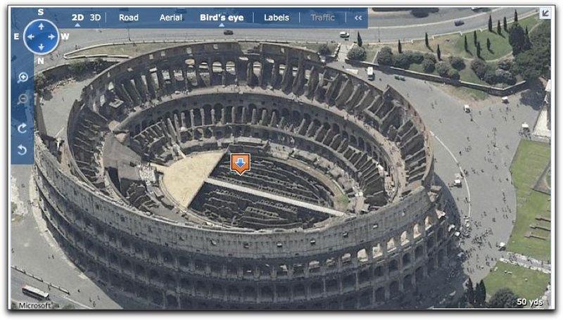 RichardCravycom Live Search Maps A Google Earth Alternative - Google 3d maps live